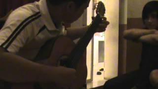 Trống Cơm solo guitar - Bùi Phú Châu