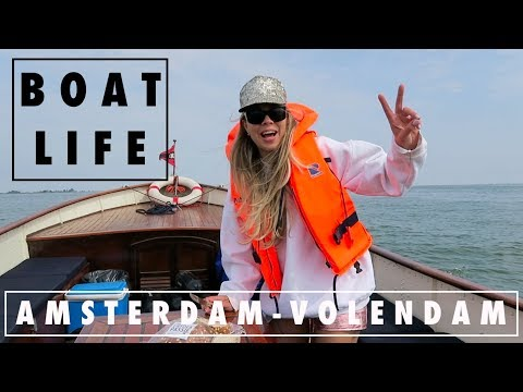 KAMPEREN OP DE BOOT, ONE DAY HOLIDAY!