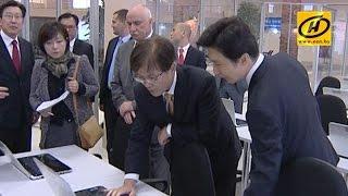 Эксперты из Кореи помогут Беларуси в создании информационного общества