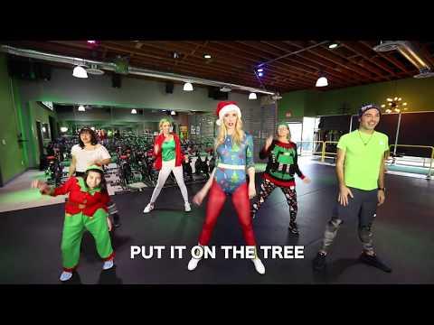 Pamela Pupkin Christmas Workout
