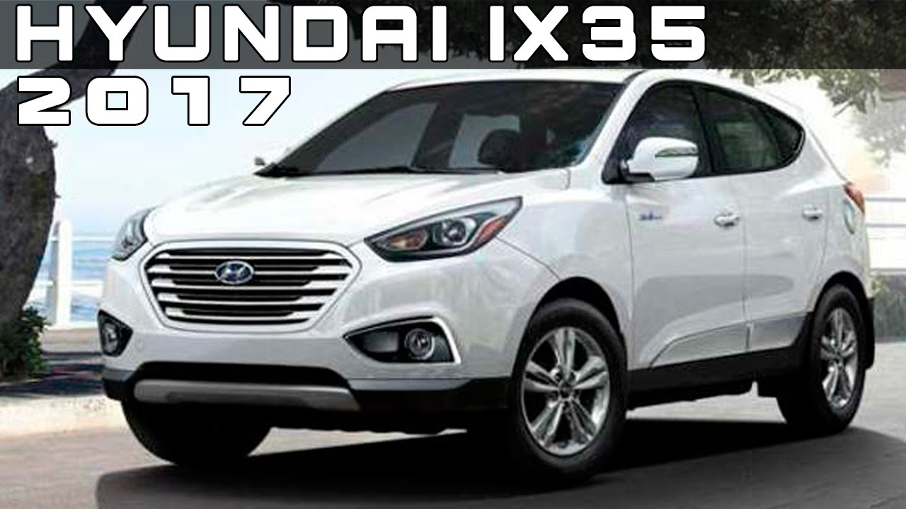 2017 hyundai ix35 review rendered price specs release date. Black Bedroom Furniture Sets. Home Design Ideas