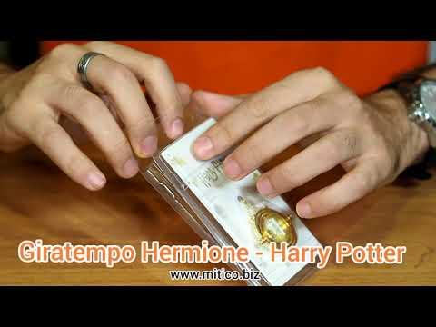 Collana Giratempo Hermione - Harry Potter - Time Turner