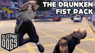 Sleeping Dogs - The Drunken Fist Pack - Gameplay