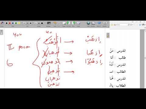 Madinah Arabic Book 2 Lesson 14 A thumbnail
