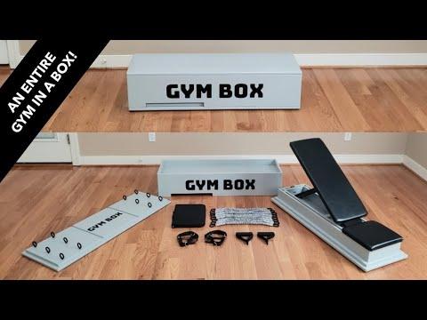 Best of Kickstarter 💡 Gym Box Home Gyms