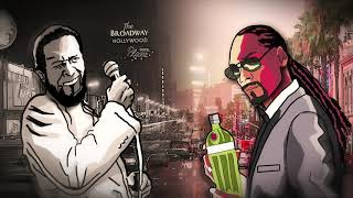 Snoop Dogg & Marvin Gaye - Gin & Juice/I Want You (Remix)
