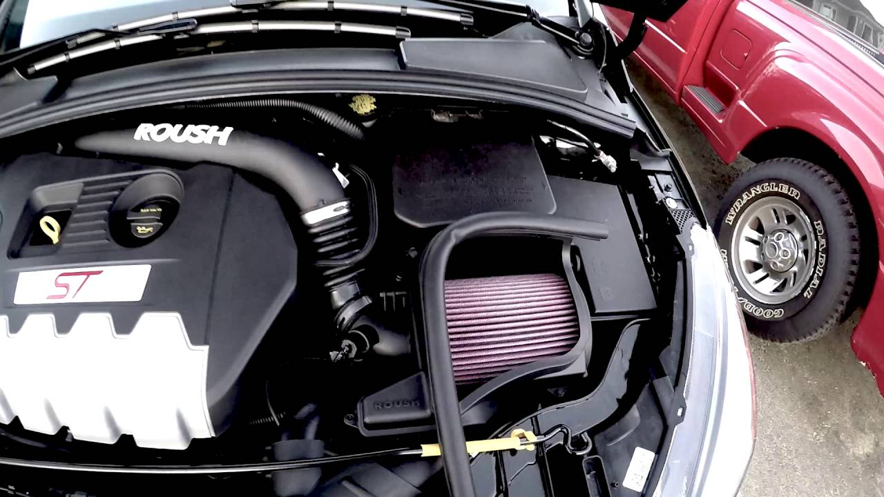 Focus St Cold Air Intake >> Ford Focus St Roush Cold Air Intake Review