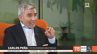 Chile en crisis: Entrevista al analísta político Carlos Peña