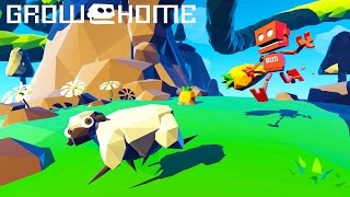 Grow Home Gameplay (PC HD)