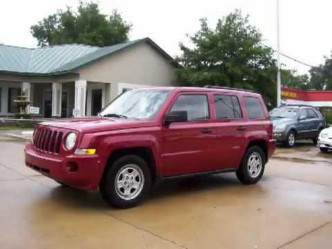 2008 Jeep Patriot in Ocala at Prestige Auto Sales