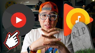 YOUTUBE MUSIC APP vs Spotify & Apple Music 🎵 NEW APP REVIEW for iPhone X/iOS (2018)