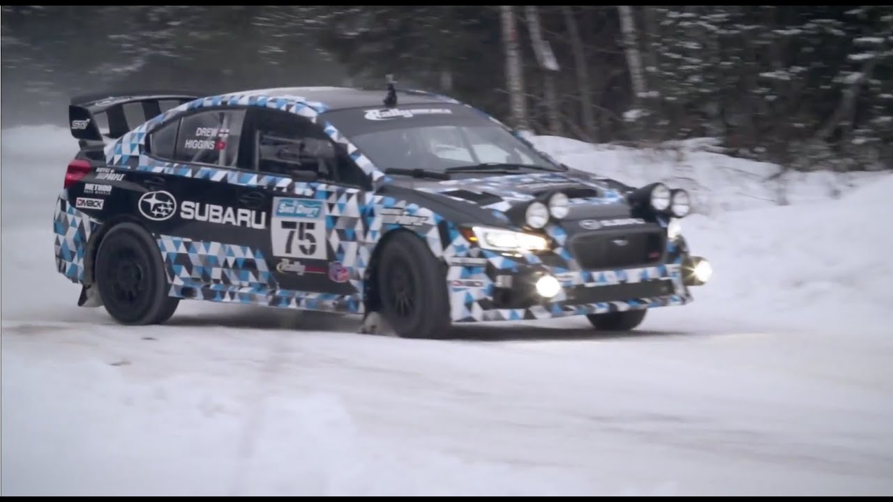 Subaru\'s New Rally Car, and New Year - /LAUNCH CONTROL: S03E01 - YouTube