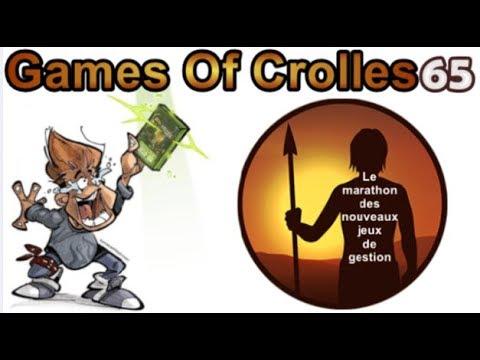 MARATHON DES JEUX DE GESTION ! Games Of Crolles 65 - RADIO GRESIVAUDAN