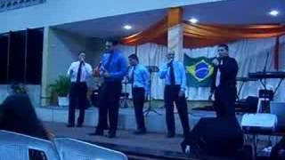 Sexteto Vocal Ágape - Doce Comunhão - Acappella - Sweet Fellowship