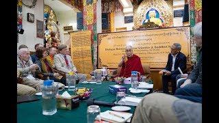 Далай-лама и российские ученые. Диалоги о понимании мира. Сессия 2