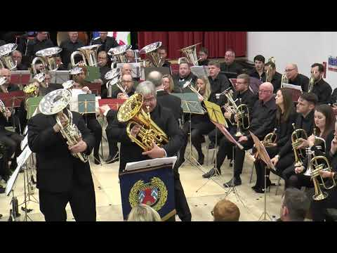 Brilliante - Gwent Alumni Brass Band With Robert And David Childs, 60th Anniversary Concert 2020