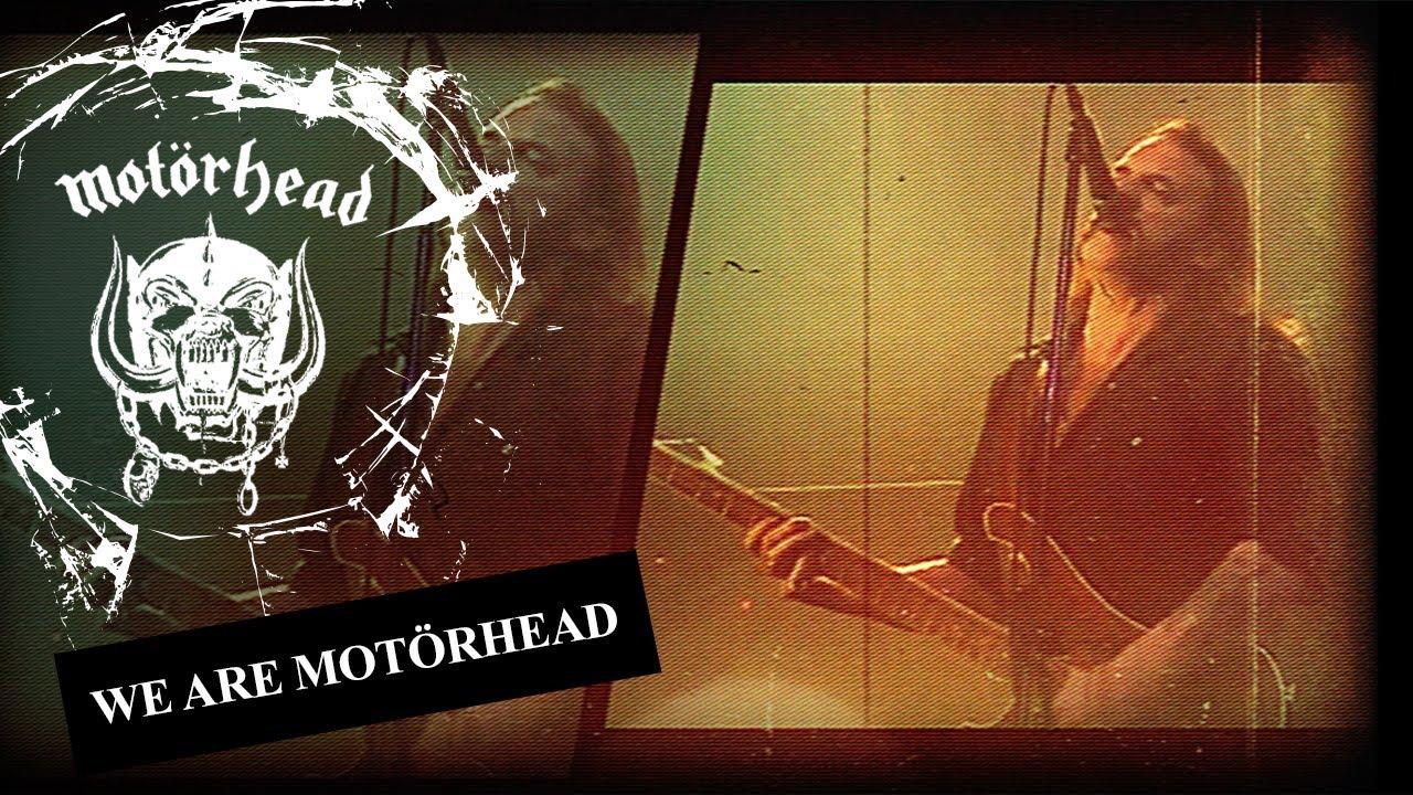 Motörhead – We Are Motörhead (Official Video)