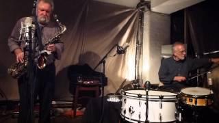 AMM feat. Evan Parker - Trio Improvisation at Cafe Oto, London