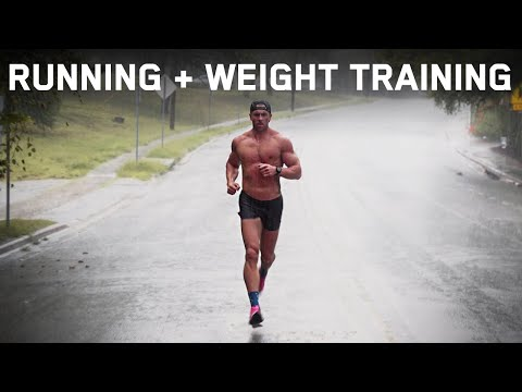 Embrace The Suck (Running + Weight Training Day)