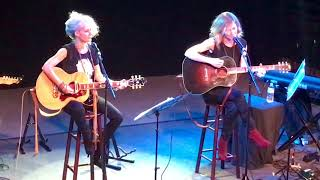 Shelby Lynne & Allison Moorer at the Sinclair