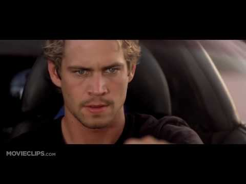 Hızlı Ve Öfkeli 1 - Dominic Toretto vs Brian O'Conner