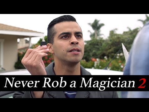 Never Rob A Magician 2 | David Lopez