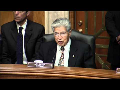 Senate Committee on Indian Affairs approves Native Hawaiian Government Reorganization Act