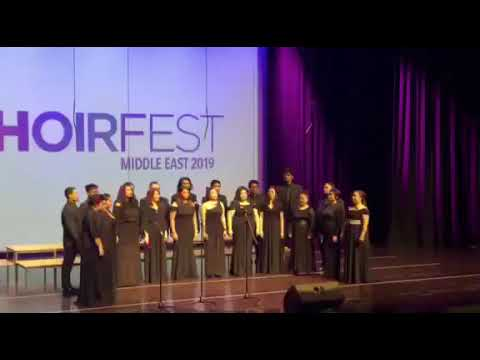 Segalariak - Dubai Camerata Singers CHOIRFEST Middle East 2019 1/3