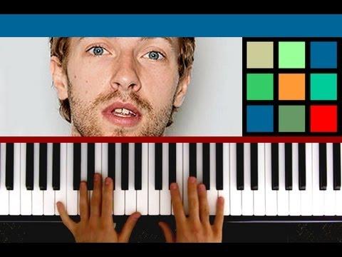 How To Play Viva La Vida Piano Tutorial Coldplay Youtube