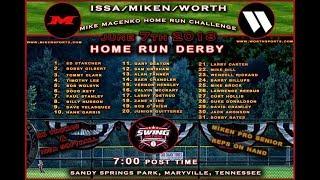 ISSA/Miken/Worth Homerun Hitting Contest 2018 Finals