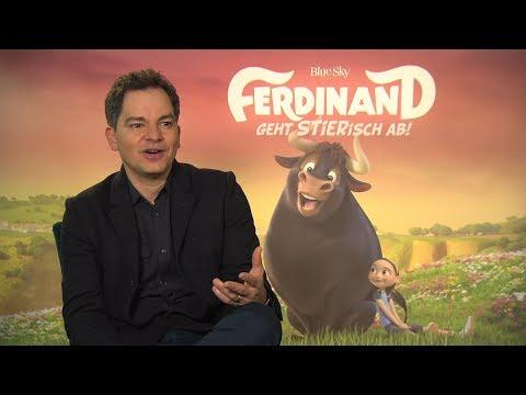 """Interviews """"Ferdinand"""" Director Carlos Saldanha Mp3"""