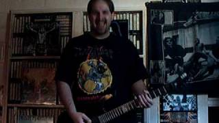 Metallica  Poor Twisted Me Guitar Cover