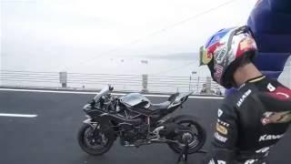 Top Speed Kawasaki H2R : 400kmh by Kenan Sofuoglu