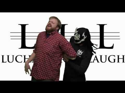 05-26 Lucha Libre & Laughs Promo