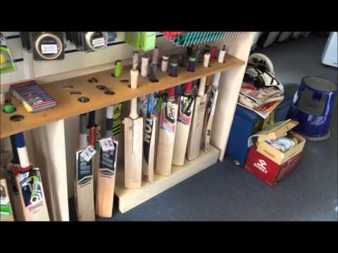 Tour Of CJI Cricket Shop Bournemouth Sept 2015