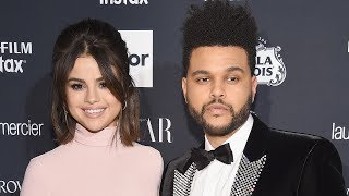 The Weeknd Remained By Selena Gomez's Side During Kidney Failure In May
