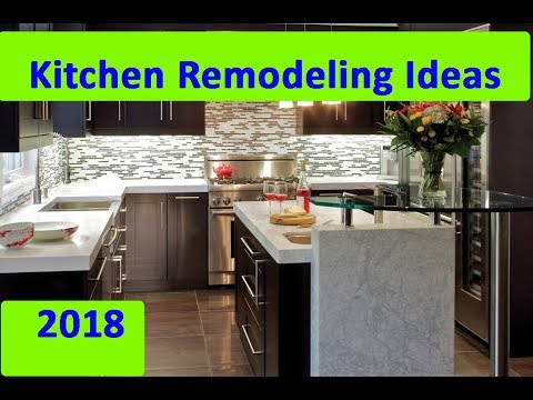 Kitchen Remodeling  Small Kitchen Remodeling Ideas 2018
