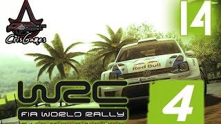 WRC 4 - PC Gameplay ITA 14 - Rally d