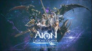 AION: LEGIONS OF WAR [ANDROID MMORPG] - ОБЗОР ГЕЙМПЛЕЯ