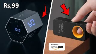 10 Cool Gadgets oฑ Amazon   top tech products 2021   Under Rs100,Rs500,Rs10k