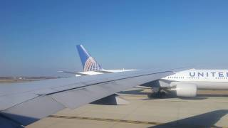 United Airlines 777-200 Full Flight | ORD - LAX | Time to Go Home