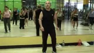 Zumba - Zumba Calabria Remix Techno Instructional Live Class