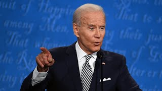 video: In Joe Biden, the Democrats picked the worst candidate to debate Donald Trump