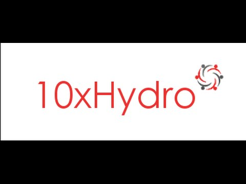 10xHydro Turbine - Renewable Energy