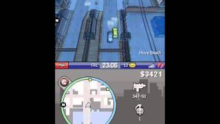 [TAS] Nintendo DS Grand Theft Auto - Chinatown Wars Any% 2:02.22 (Without Glitch Skip)