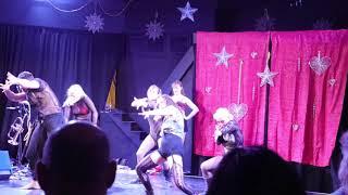 Airfish Circus - Soiree 3 -  Menage a Trois Feb 2019