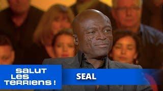 """Seal : """"Mes cicatrices viennent d'une maladie qui s'appelle le lupus"""" - Salut les Terriens"""