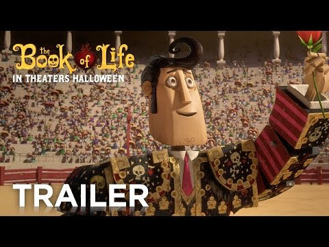 The Book of Life   Trailer 2 [HD]   Fox Family Entertainment