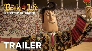 The Book of Life | Trailer 2 [HD] | FOX Family