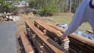 Drying Your Own Lumber